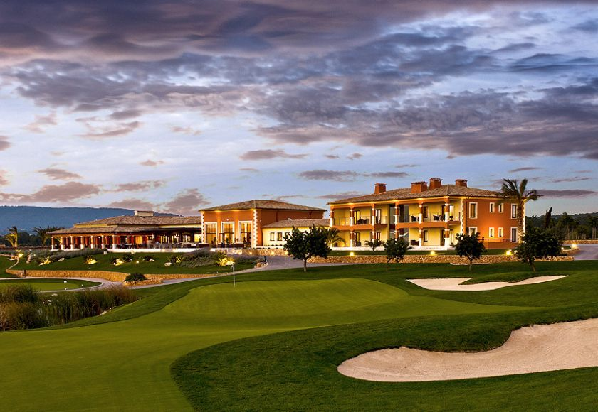 son gual golf club
