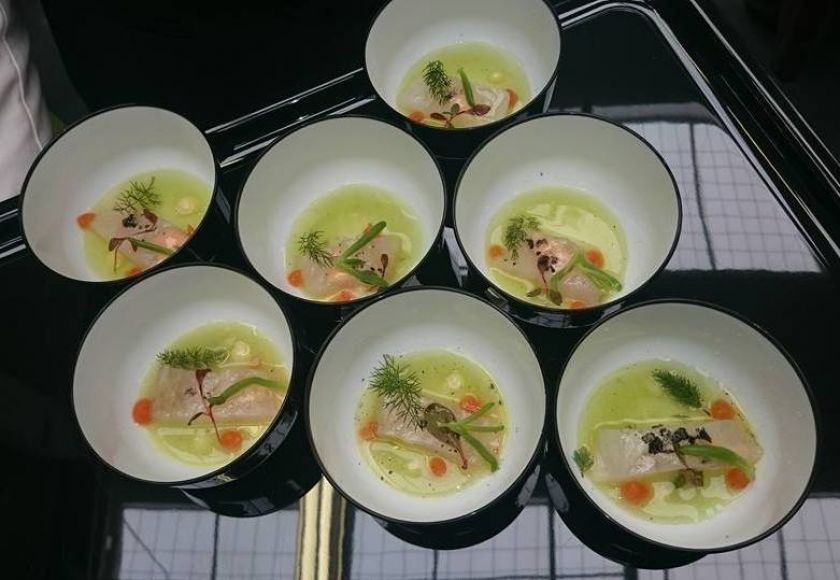 dishes from calvia spring food fest