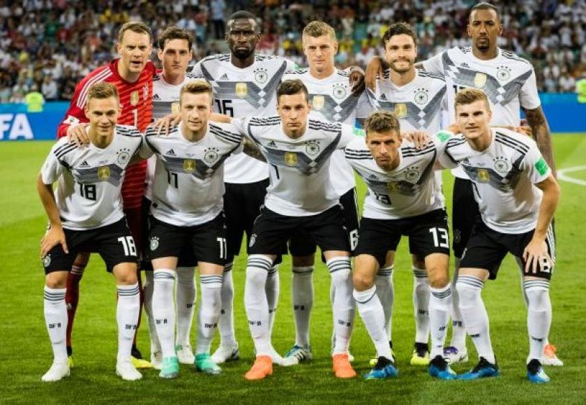 german world cup team