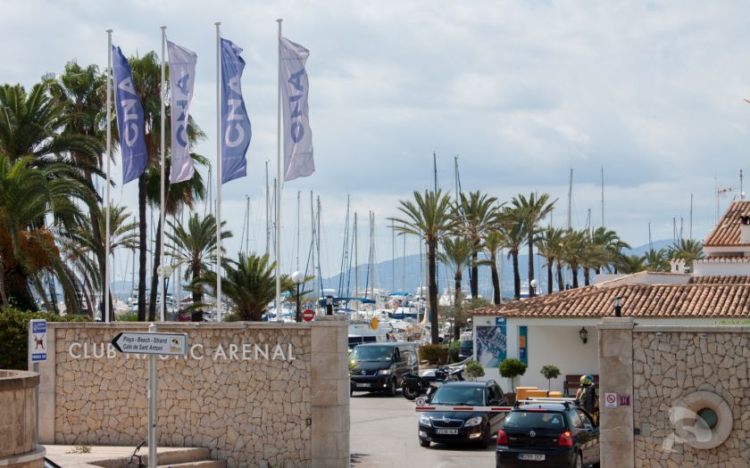 S'Arenal nautical club