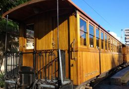 soller train carriage